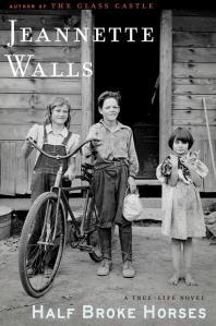 "Jeannette Walls, ""Half Broke Horses"""