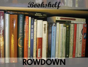 Bookshelf ROWDOWN!