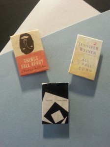 Book cover magnets, $3.50 each or $10 for three