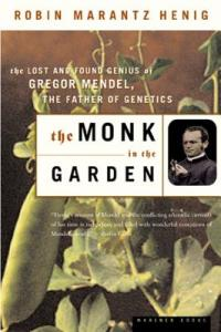 The Monk in the Garden